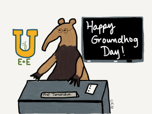 groundhog day UEE