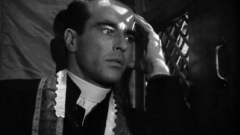 Montgomery Clift I Confess Alfred Hitchcock 1953